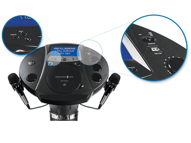 singing machine karaoke bluetooth