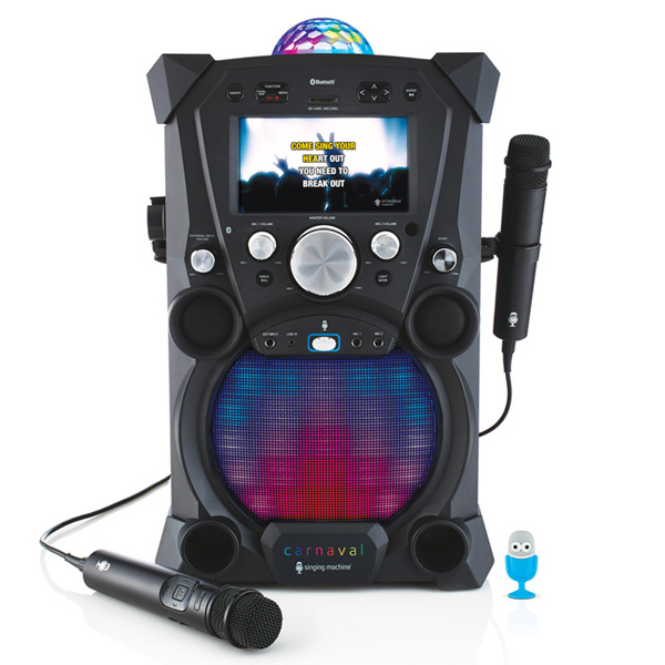 karaoke machine Karaoke machines : free shipping on orders over $45 at overstockcom - your online karaoke machines store get 5% in rewards with club o.