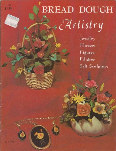 Bread Dough Artistry 1968