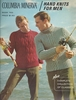 Columbia Minerva Hand Knits For Men