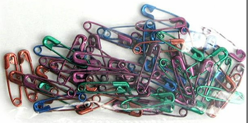 "3/4"" Safety Pin Brights"