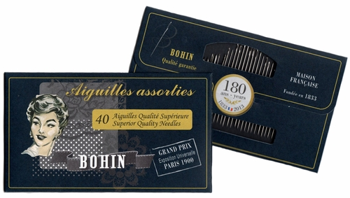 **NEW** Black Bohin Needle Assortment