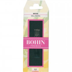 **NEW** Bohin Milliners Needles