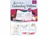 **NEW** Clever Kitties Embroidery Pattern Book