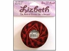**NEW** Happy Hands Lizbeth Tatting Thread - Red Burst