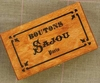 **NEW** Sajou Wooden Button Box