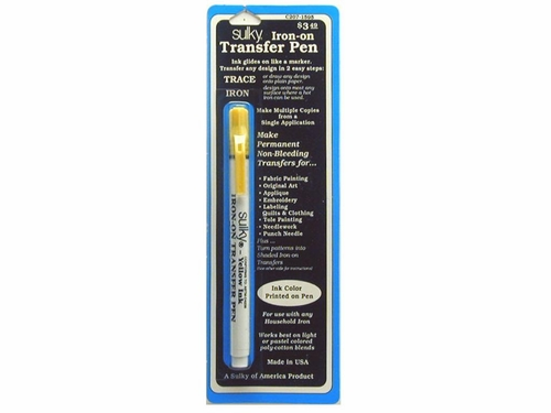 Sulky Yellow Iron-On Transfer Pen