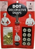 "Vintage ""DOT"" Decorative Snaps w/Attatching Tool & Instructions"