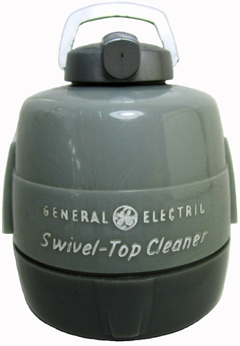 Vintage Miniature General Electric Swivel-Top Cleaner sewing Kit