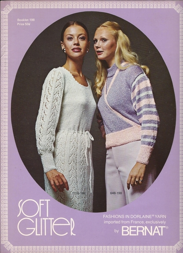 Soft Glitter Knitting Booklet