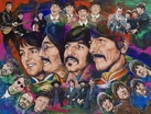 The Beatles - A Day in Our Lives artwork