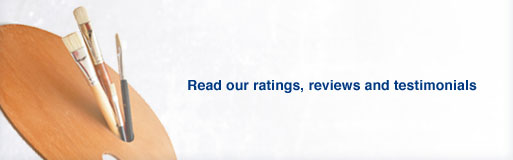 Read our ratings, reviews and testimonials
