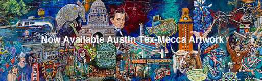 Now Available Austin Tex-Mecca