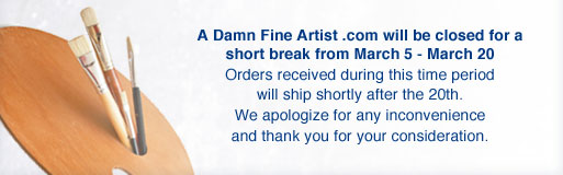 Store Closing for a Short Break March 5 - 20