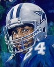Pre-order the Texas Sports Hall of Fame Class of 2015 Artwork