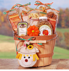 Autumn Harvest Basket - FREE SHIPPING