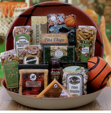 Basketball Game Day Snacks Tray - FREE SHIPPING