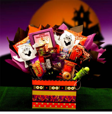 Boo Mania Halloween Bouquet - FREE SHIPPING