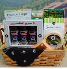 Chili Cookoff Gift Basket- FREE SHIPPING