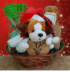 Christmas Buddy Gift Basket - FREE SHIPPING - OUT OF STOCK
