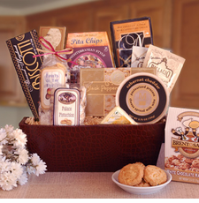 Classy Collection Gift Basket - FREE SHIPPING