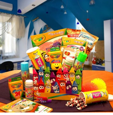 Crayola Kids Gift Box - FREE SHIPPING