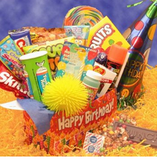 Deluxe Happy Birthday Care Package - FREE SHIPPING