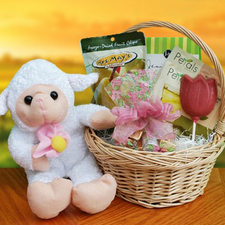 Easter Ba-aa-asket Gift Basket - FREE SHIPPING