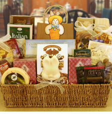 Easter Brunch Gift Basket - FREE SHIPPING - OUT OF STOCK