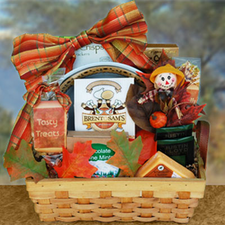 Fall Bounty Gift Basket - FREE SHIPPING