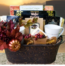 Fall Splendor Gift Tin - FREE SHIPPING