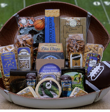 Football Game Day Snacks Tray - FREE SHIPPING