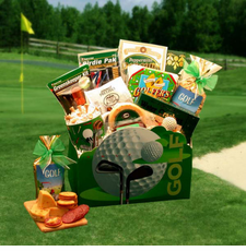 Golf Delights Gift Box - FREE SHIPPING