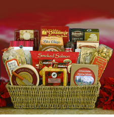 Grand Generous Assortment Basket - FREE SHIPPING