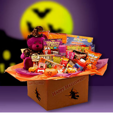Happy Halloween Activities Deluxe Care Package - FREE SHIPPING