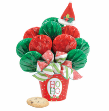 Ho Ho Pot Bouquet - FREE SHIPPING