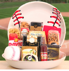 Home Run! Baseball Snacks Tray - FREE SHIPPING