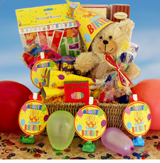 It's a Party! Gift Basket - FREE SHIPPING