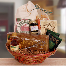 It's Pancake Time Gift Basket - FREE SHIPPING