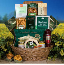 Life's Finer Things Gourmet Basket - FREE SHIPPING