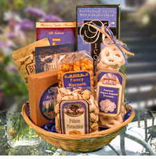 Many Thanks Gift Basket - FREE SHIPPING