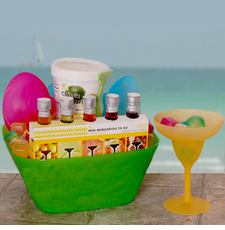 Margarita Madness Gift Basket - FREE SHIPPING