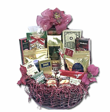 Merry Christmas Gift Basket (Large) -  FREE SHIPPING - #1 BEST SELLER