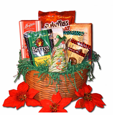 Happy New Year Gift Basket (Medium)