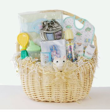 New Baby Gift Basket  - FREE SHIPPING - #1 BEST SELLER