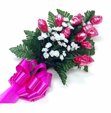 Pink Rose Bouquet - UNAVAILABLE