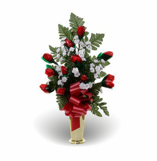 Red Chocolate Roses - FREE SHIPPING