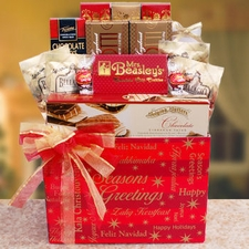 Season's Greetings Gift Box - FREE SHIPPING