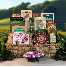 Taste of Italy Gift Basket - FREE SHIPPING
