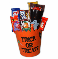 Trick-or-Treat Gift Pail
